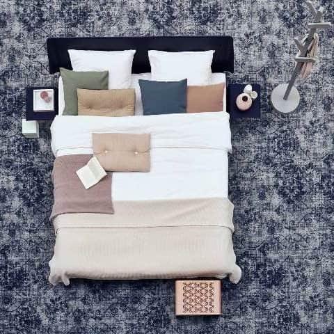 tapijt slaapkamer