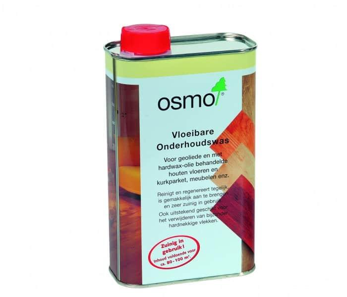 Vloeronderhoud OSMO Onderhoudswas