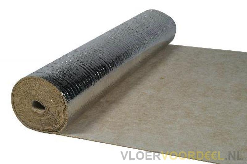 Home / Toebehoren / Ondervloeren / Ondervloer silence rubber